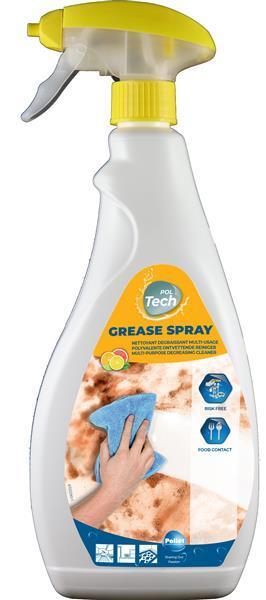 Poltech Grease Spray